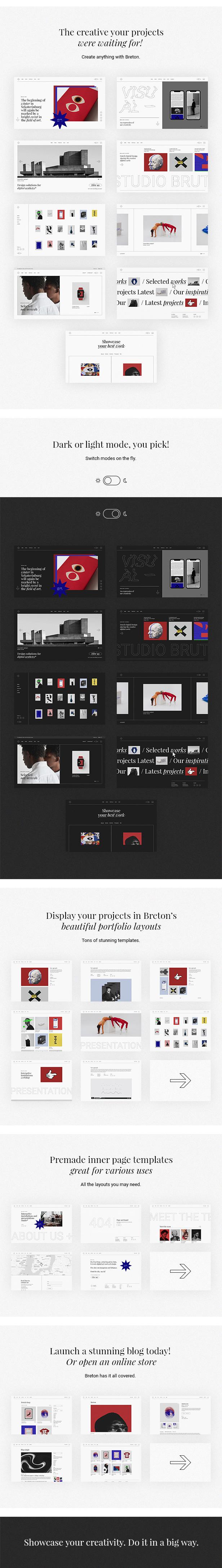 Breton - Creative Agency Theme - 3