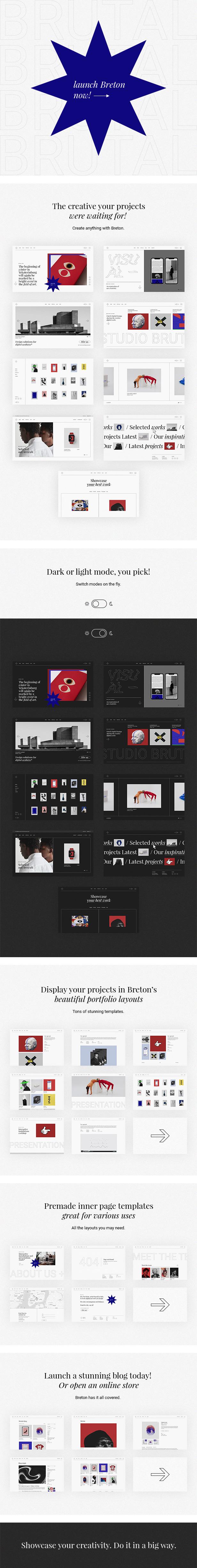 Breton - Creative Agency Theme - 2